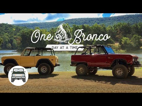 1967 Uncut Classic Ford Bronco: Jay Patterson