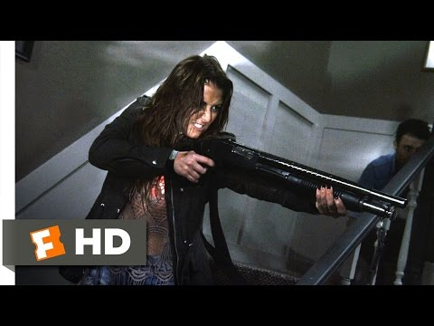 Sharknado (3/10) Movie CLIP - Razor-Toothed Home Invasion (2013) HD