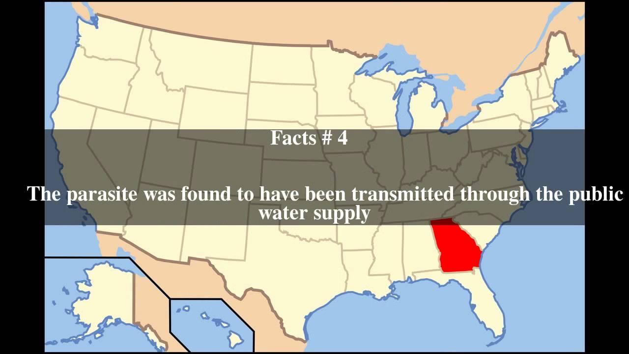1987 Carroll County Cryptosporidiosis outbreak