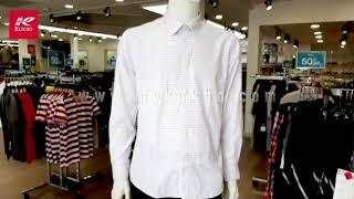 Slim Fit Long Sleeve Y-Shirts …