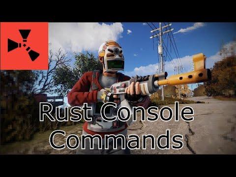 Top 5 PVP Commands [RUST 2021]