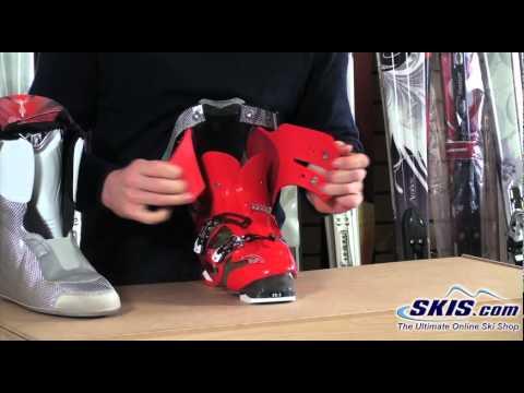 67641787966 Tecnica Phoenix 100 Air Shell Ski Boot Review - YouTube