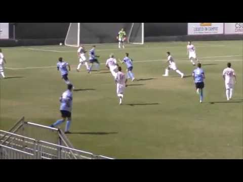 Allen Luhrs scores for San Diego vs. CSUN