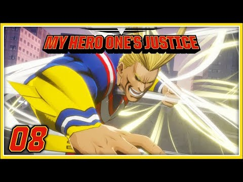United States of Smash ! | Ep.8 | My Hero Academia One Justice Let's Play FR