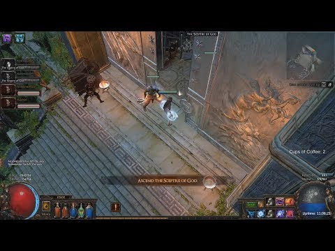 Path of Exile | Act 6+! Hardcore Guild Group Leveling: helping new players learn the game