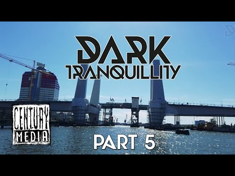 "DARK TRANQUILLITY -  ""Moment"" in the making. Studio Sessions (Part #5)"