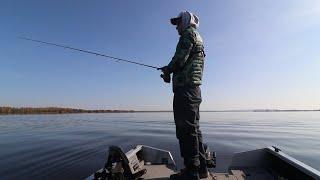 Жерехи Клюют ОДИН за ОДНИМ на Чебоксарском Водохранилище Рыбалка на Волге и Ловля Щук