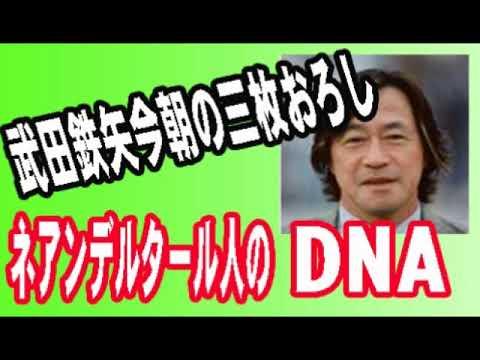 人間の元祖であるネアンデルタール人のDNAが衝撃だ