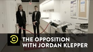 Glitz, Glamour and Lies: The Fake News Awards Red Carpet - The Opposition w/ Jordan Klepper
