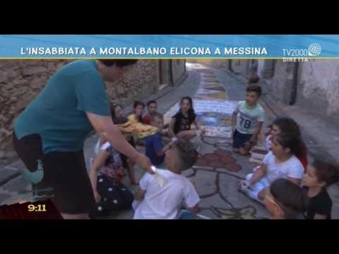 L'insabbiata a Montalbano Elicona a Messina