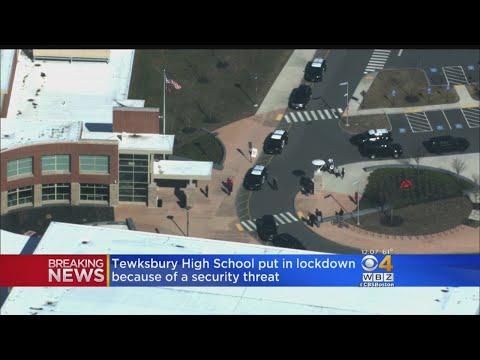 Student In Custody Following Threat At Tewksbury School