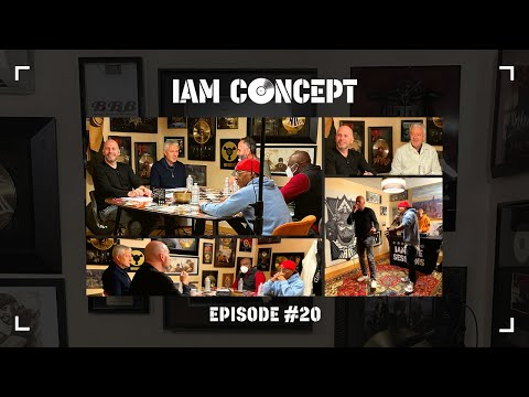 Youtube: IAM CONCEPT #20 – L'OM (Guest Éric Di Meco)
