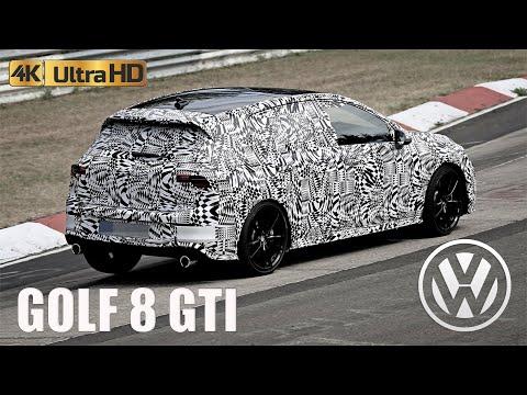 VW Golf 8 GTI 2020 Preview | 4K