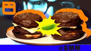 Chocolate Covered Burger: GMM Chill Pickle Mix (2019)   RAFEEO