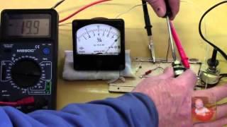 Выпрямитель для зарядки аккумулятора 12 В. Часть 1.