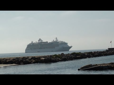 Jewel of the Seas: Santa Barbara, CA Arrival & Departure