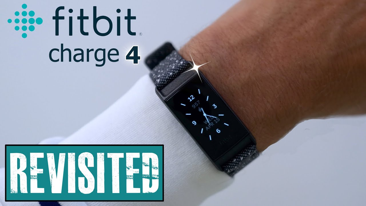 Fitbit Charge 4 Revisited - Fitbit Responded! - Still Don't Buy??