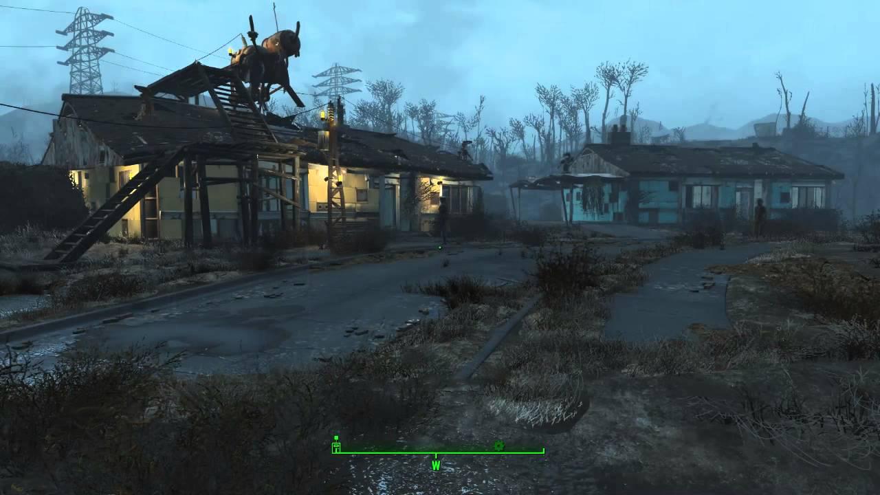 Fallout 4 - Magazine cover