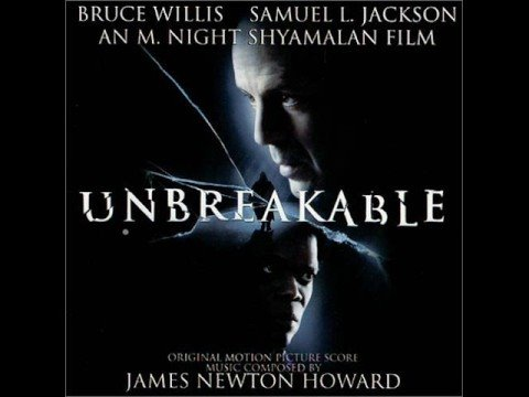 Unbreakable SoundTrack - Visions