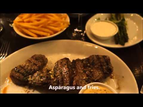 Gauchos Argentinian Beef Restaurant Den Haag (no music)