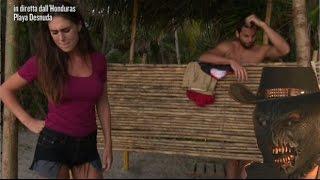 Isola dei Famosi: Sorella di Belen NUDA, Playa Desnuda con Cecilia Rodriguez