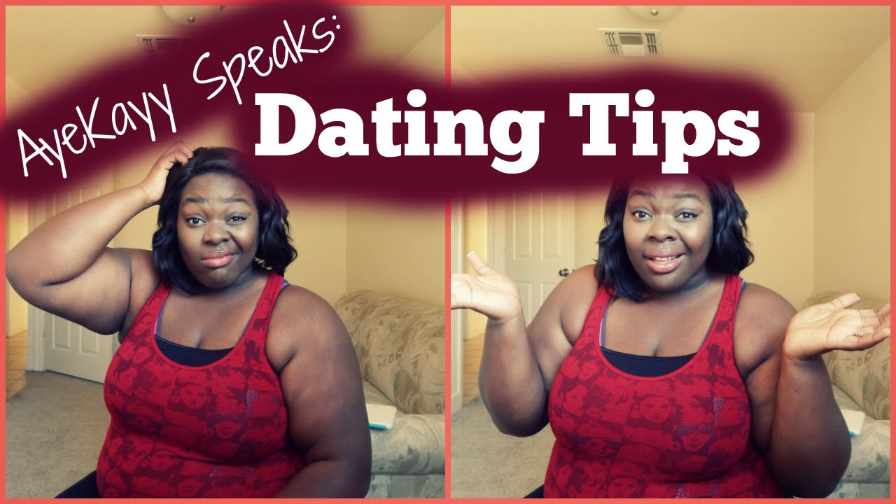 Plus size dating advice