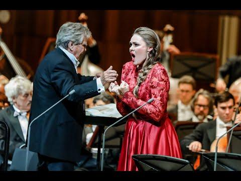 """Polina Shamaeva. Lyubasha's Song From The Opera """"The Tsar's Bride"""" By Rimsky-Korsakov"""
