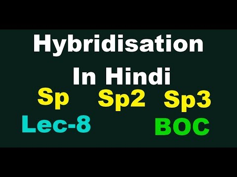 hybridisation in organic chemistry in hindi    Basic of Organic Chemistry   Eminent Guide