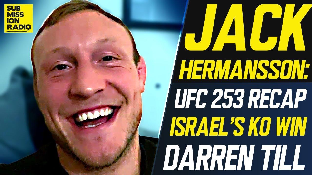 Download Jack Hermansson Recaps UFC 253, Responds to Israel Adesanya Callout, Previews Darren Till Fight