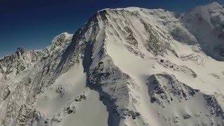 Paramotor Mont Blanc ...... breathtaking flight!