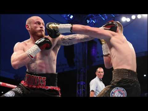 Chudinov vs Groves:  UK Radio Commentary