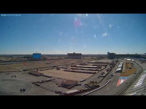 Cloud Camera 2018-11-17: Texas Motor Speedway