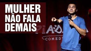 Stand Up Comedy - Mulher Não Fala Demais