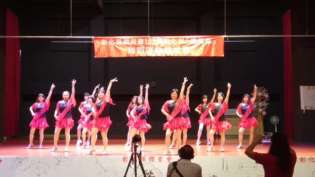 為你唱的歌(表演版)~~~ 紅舞鞋單人舞蹈班 在 彰化縣 埔心演藝廳 107.7.8 - YouTube