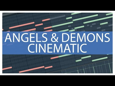 Cinematic Intro - Angels & Demons by DBSTF (TUTORIAL) #FRUITYMASTERZ