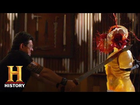 Forged in Fire: Barbarian Spatha Final Round: Alex vs Kevin (Season 7) | History