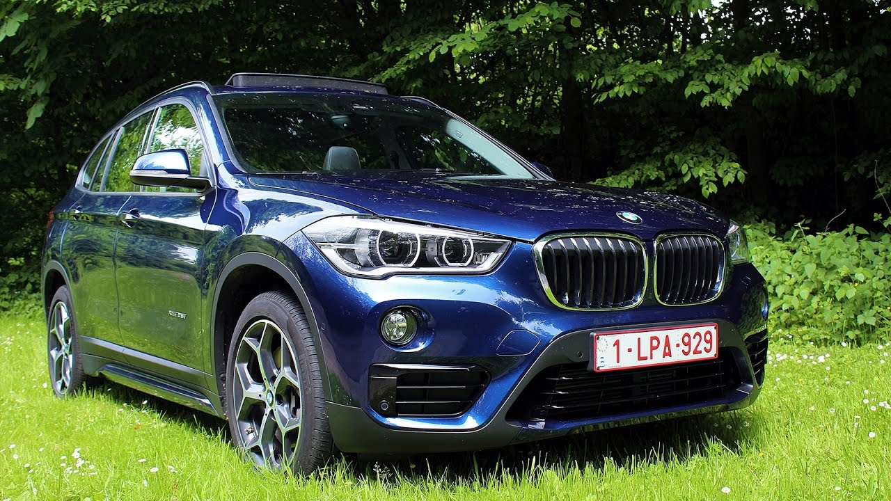 bmw x1 2016 review youtube