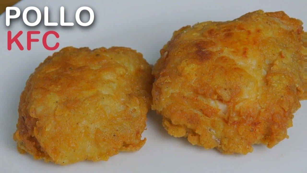 """Delicioso Pollo KFC 🍗 Hecho en Casa - aquí el Secreto"""""""