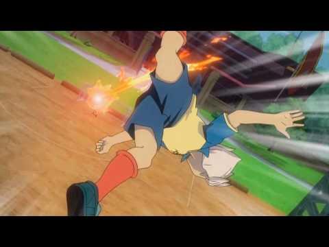 Inazuma Eleven   Gouenji Shuuya : Fire Tornado
