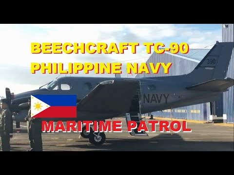 Beechcraft TC-90 Maritime Patrol Aircrafts, New Assets of Philippine Navy