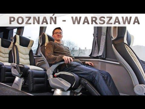 Linia Dla Biznesu Poznań - Warszawa / Business Bus Line Poznan – Warsaw