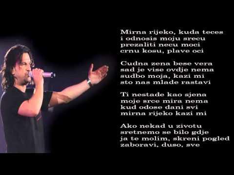 Aca Lukas - Cudna zena bese vera - (Audio - Live 1999)