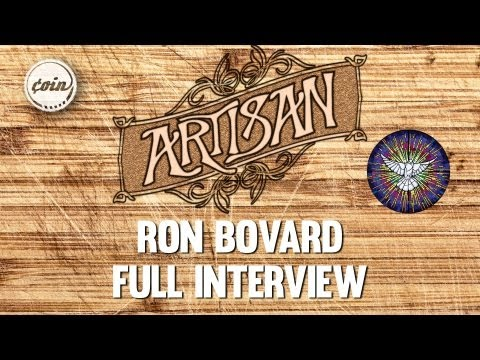 Ron Bovard Full Interview | Artisan Ep. 10a | COIN