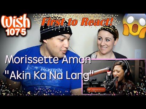 "Morissette performs ""Akin Ka Na Lang"" LIVE on Wish 107.5 Bus|COUPLES REACTION"