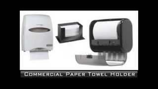 Paper Towel Holder -- A Convenient Accessory For Your Home