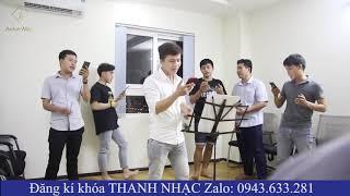 Lớp học Thanh Nhạc vui nhộn   Hướng Dẫn Học hát cho người bắt đầu  Dạy Thanh Nhạc quận 9 - Thủ Đức