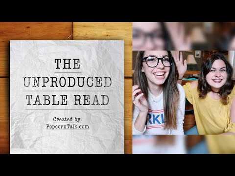 Unproduced Table Read #4?4? - ?HIGHER GROUNDS w/ Taylor Gates & Rachel Moore