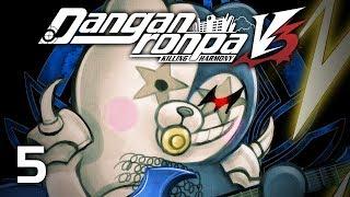 THE DEADLINE - Let's Play - Danganronpa V3: Killing Harmony (DRV3) - 5 - Walkthrough Playthrough