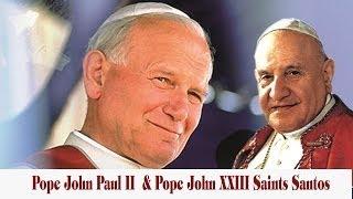 Thế Giới Nhìn Từ Vatican 18/04 — 24/04/2014 –  Chuẩn bị lễ phong thánh cho hai vị Giáo Hoàng