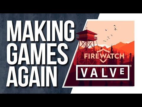 Valve turning towards games